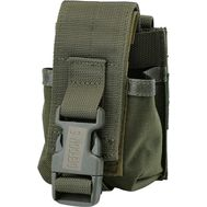 Defcon 5 single grenade pouch - OD Green - D5-GP01-OD