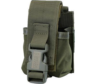 Defcon 5 single grenade pouch - OD Green - D5-GP01-OD