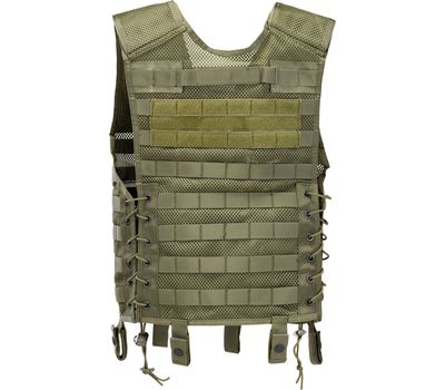 Tactical Molle Vest - OD Green - D5-MV01-OD εικόνα 2