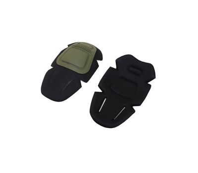 Z222 - Advanced knee pads (For C222) - Olive Green εικόνα 2